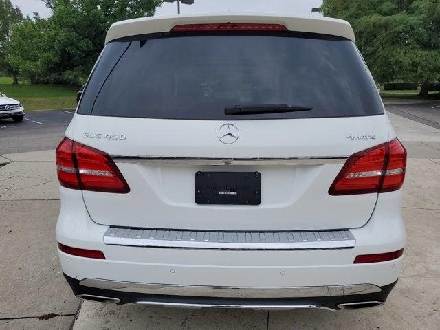 2018 Mercedes Benz GLS GLS 450 4MATIC® SUV In Columbus, OH   Crown